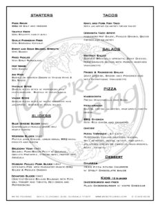 Were-Pouring-Restaurant-Taphouse-Glendale-Food-Menu-page-001