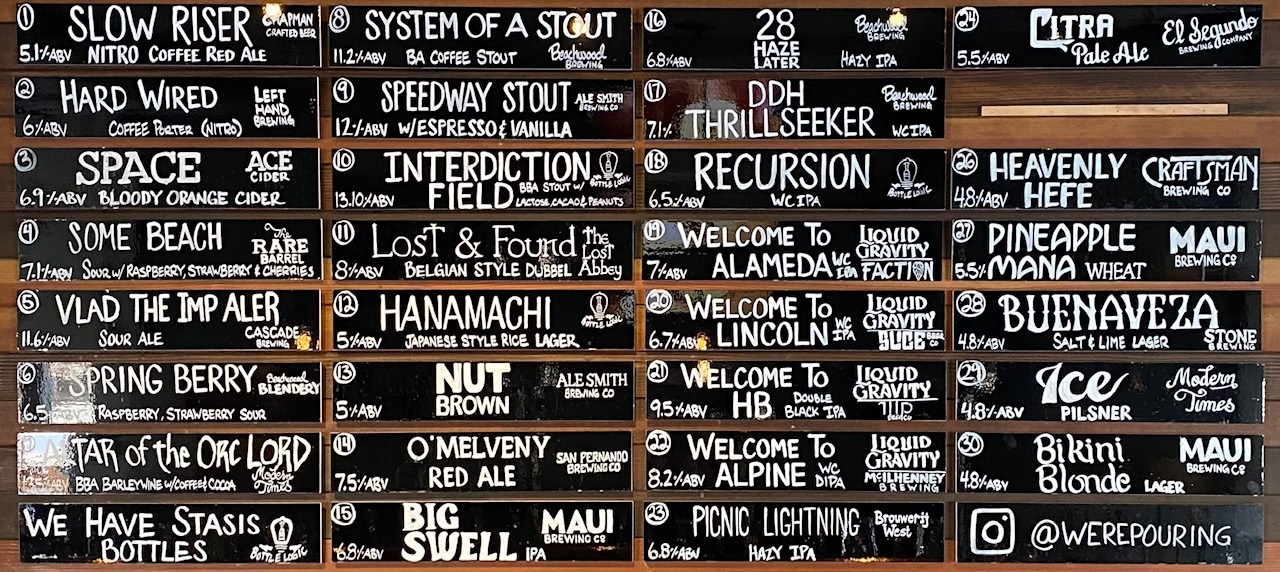 Were-Pouring-Craft-Beer-Glendale-Taplist-02-26-21