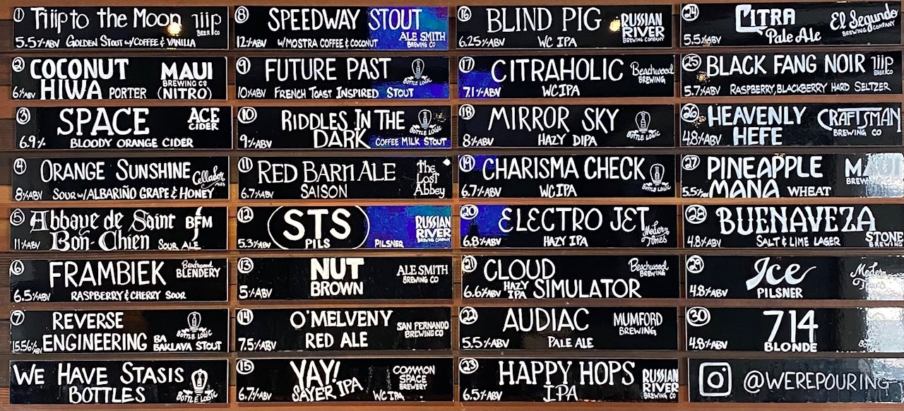 Were-Pouring-Craft-Beer-Glendale-Taplist-05-05-21